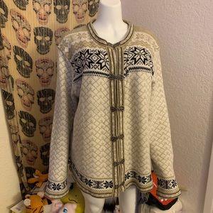 Croft & Barrow Knit Sweater XL